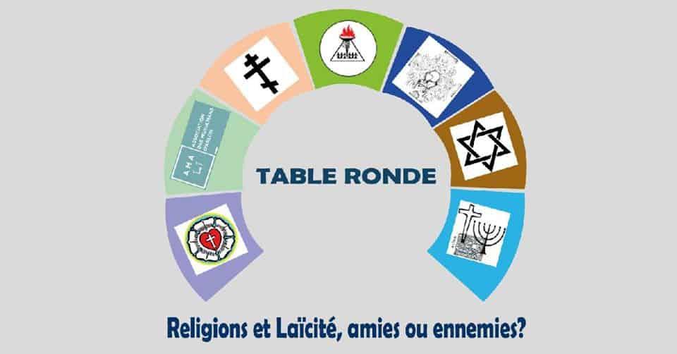 Conférence «religions et laïcité, amies ou ennemies?»