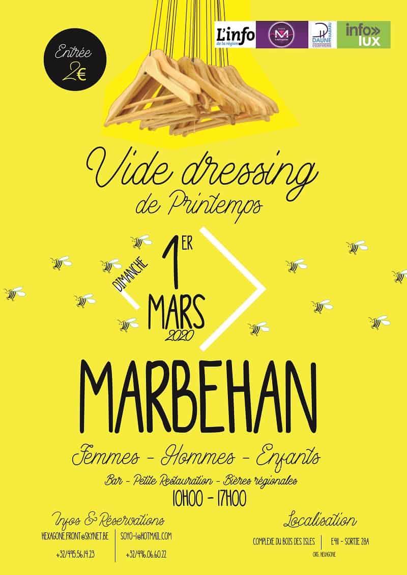 Vide Dressing Marbehan – Habay