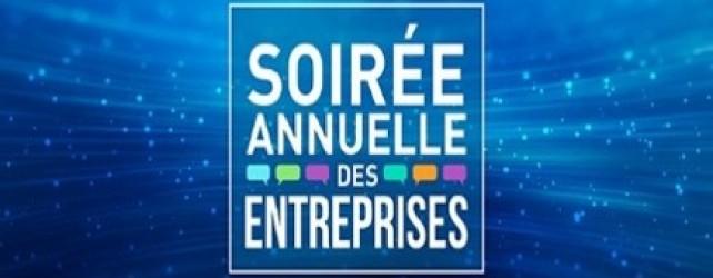 Soirée annuelle des entreprises à Libramont