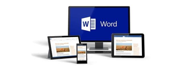 Formation Word (spécifique documents longs) à Libramont