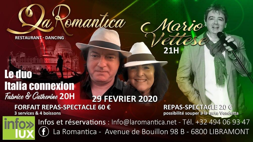ROMANTICA duo italia
