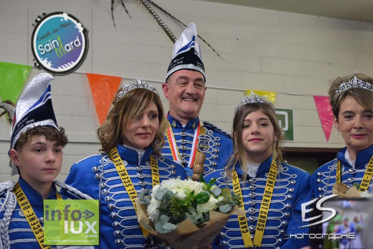 Photos de l'intronisation du Prince Carnaval de Virton