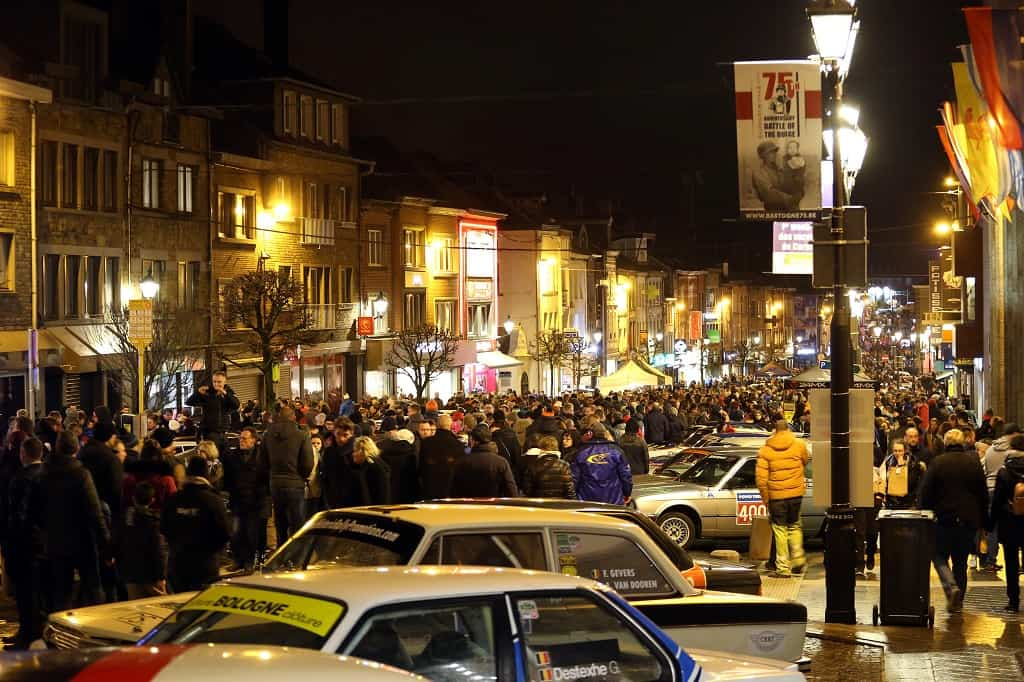 Legend Boucles @ Bastogne 2020 : La foule des grands soirs a pris Bastogne d'assaut !