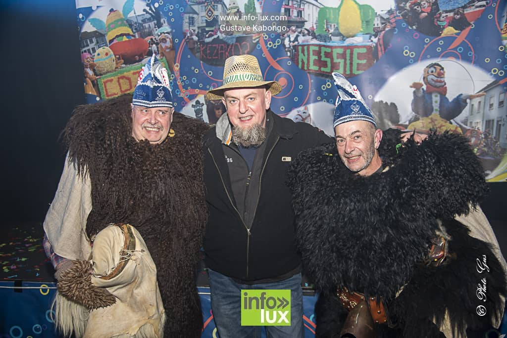 Carnaval de Florenville : Présentation des Princes