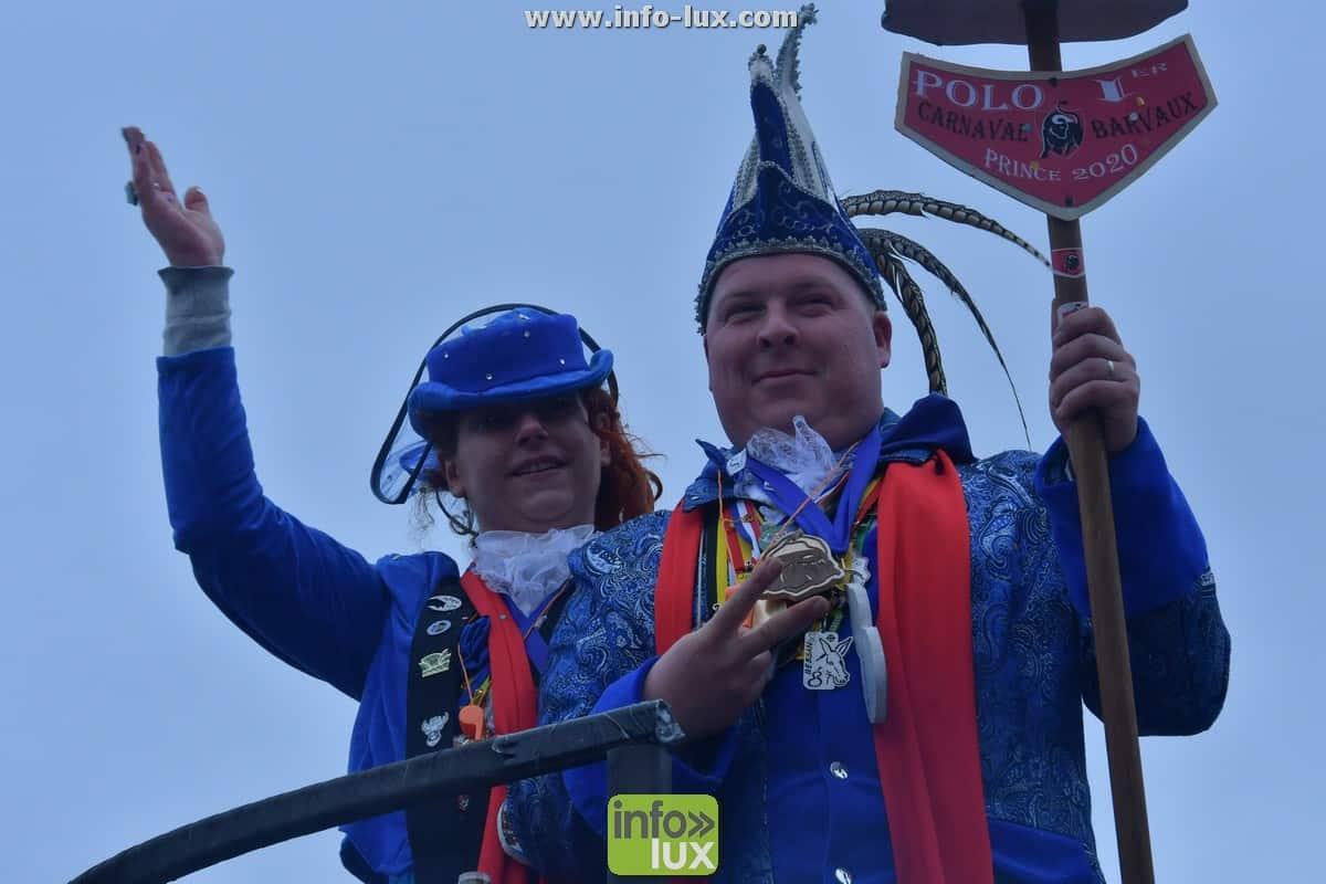 Photos du Carnaval de Barvaux 2020 1 partie