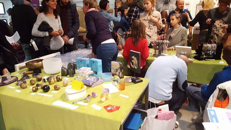 Salon du bien-être en Gaume
