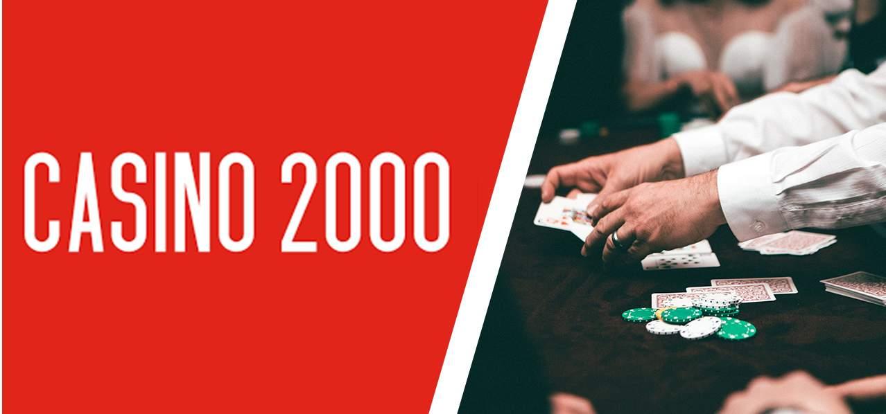 Casino 2000 à Mondorf -Lu