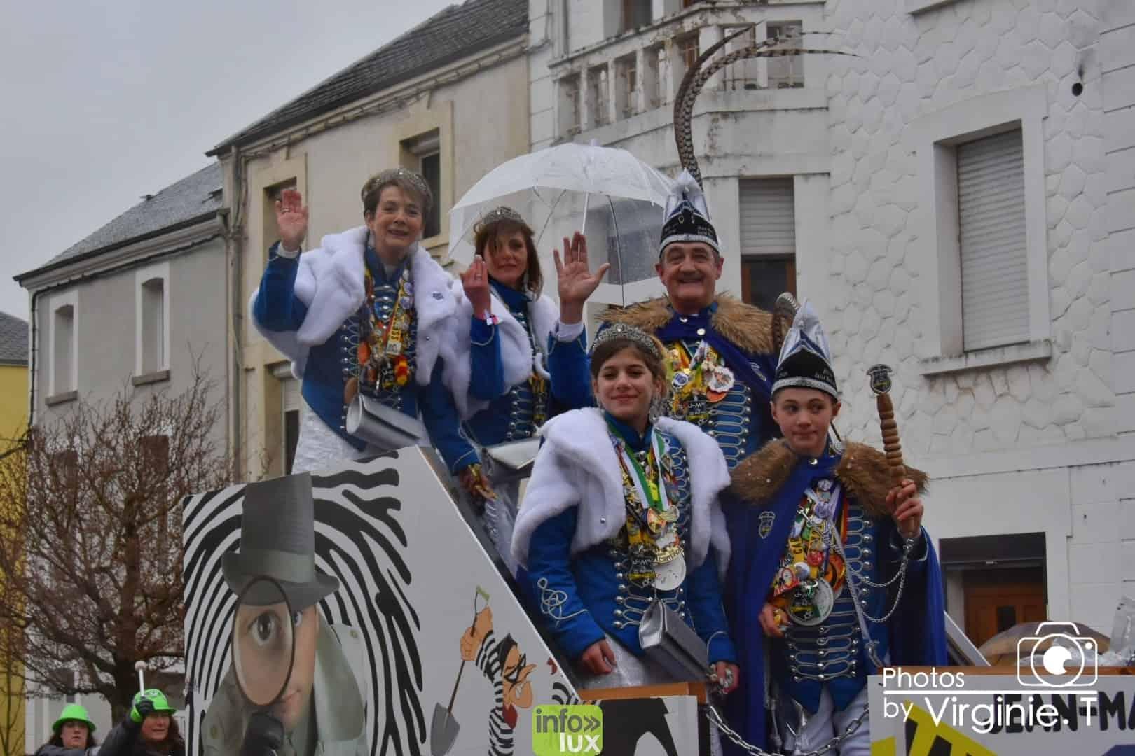 Carnaval de Virton : Photos de la Cavalcade