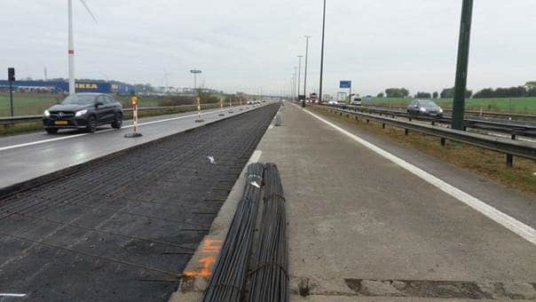 Reprise de l'activité sur certains chantiers sur nos routes / E411, N4 … en province de Luxembourg