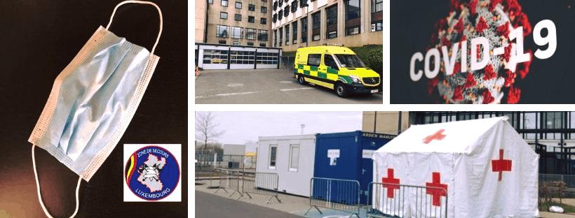 Zone de secours Luxembourg état des lieux pour notre province .