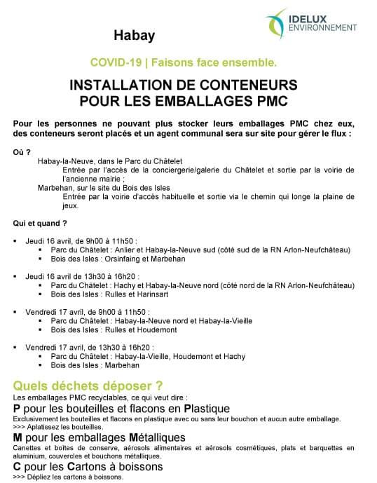 PMC HAbay