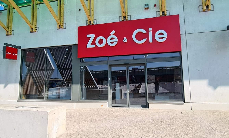 Nouveau magasin à Bertrix : Zoé & Cie