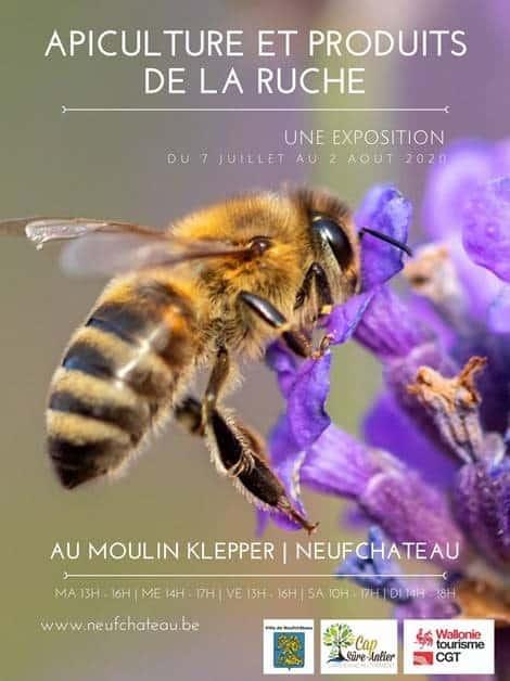 Expositions sur les abeilles à Neufchateau