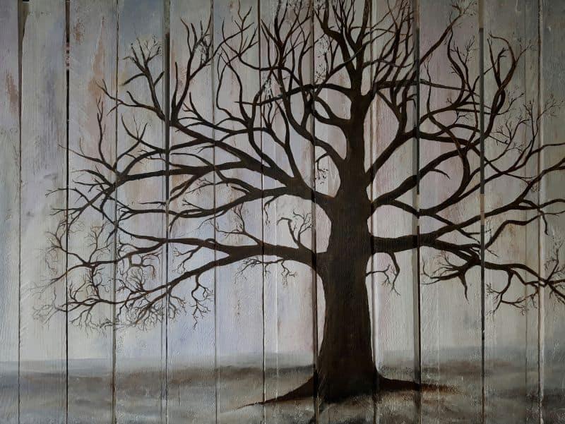 Exposition de peintures de Katty Campinne à Florenville