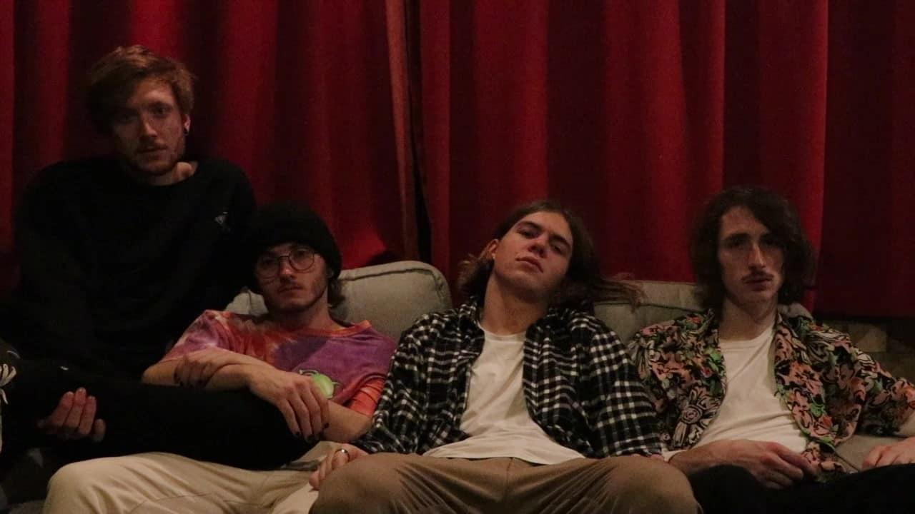 Neon Rust, un jeune groupe de rock alternatif