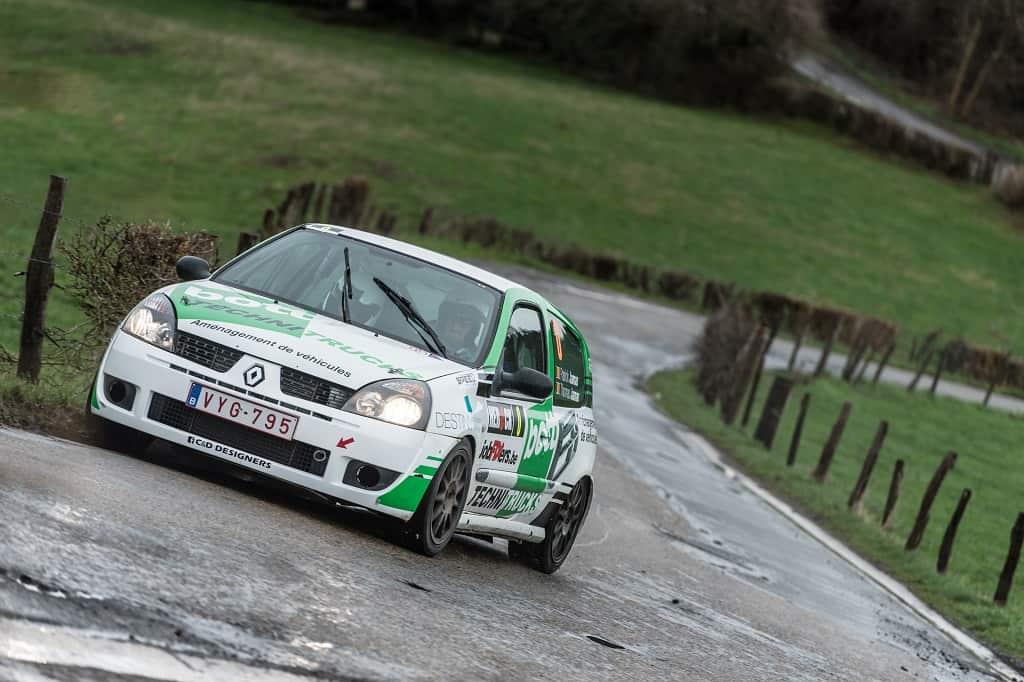 Le Spa Rally confirmé comme finale du Kroon-Oil BRC 2021
