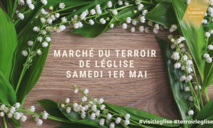Le Marché du Terroir de Léglise 1 Mai
