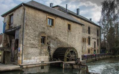 Moulin Naisse à Virton.