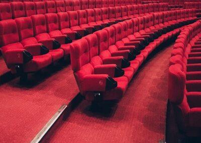 Cinéma en province de Luxembourg et aux Luxembourg