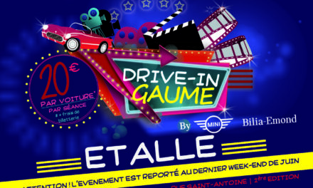 Drive in Gaume