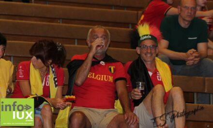 Photos  du Match  Euro 2021 à Virton