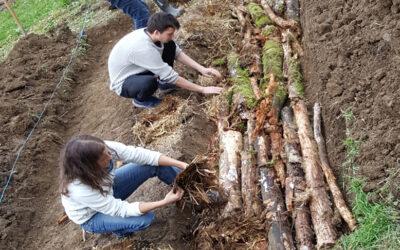 Premiers pas en permaculture : Un atelier de deux jours à HAbay-Anlier