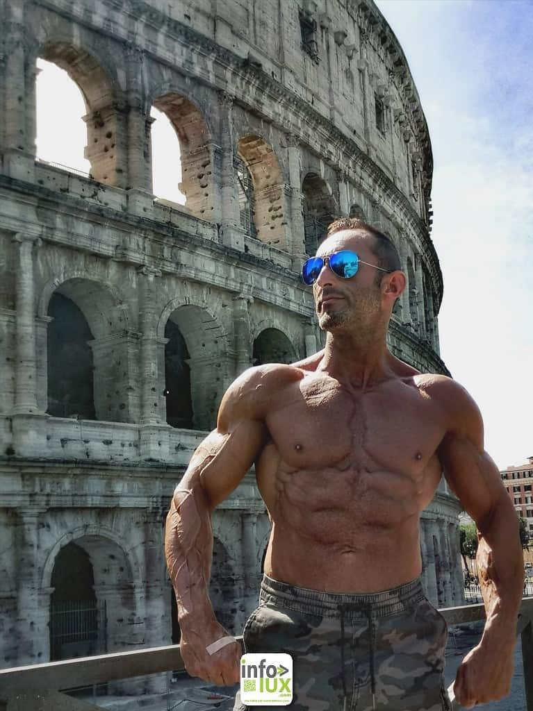 Championnat du monde bodybuilding et fitness