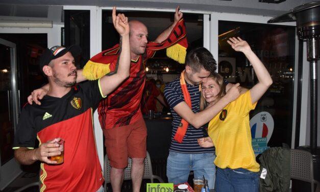 Photos de belgique-Finlande coupe d'euro  à florenville
