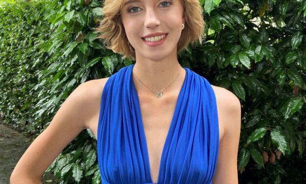 Arlon une candidate Miss Luxembourg pour Miss Belgique 2022.