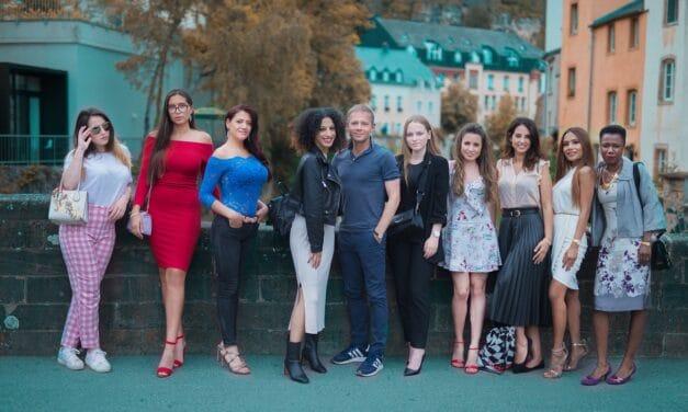 Miss Tourisme Luxembourg 2021 : Rencontre avec une partie des candidates.