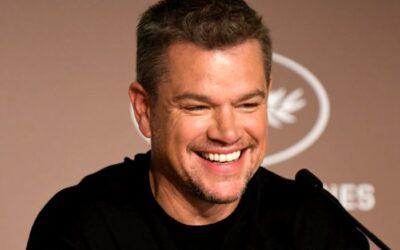 Cannes 2021 : Matt Damon, Palme d'or de la sympathie