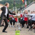 Concert de l'harmonie à Muno