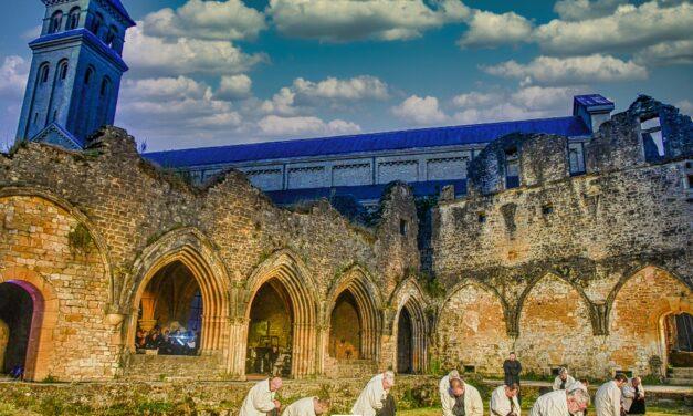 Photos L'Or du Val , oratorio théâtral des 950 ans D'Orval.