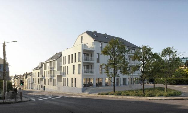centre-ville d'Arlon un nouveau quartier résidentiel