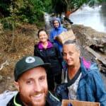 Solidarité inondations Nessonvaux-Fraipont