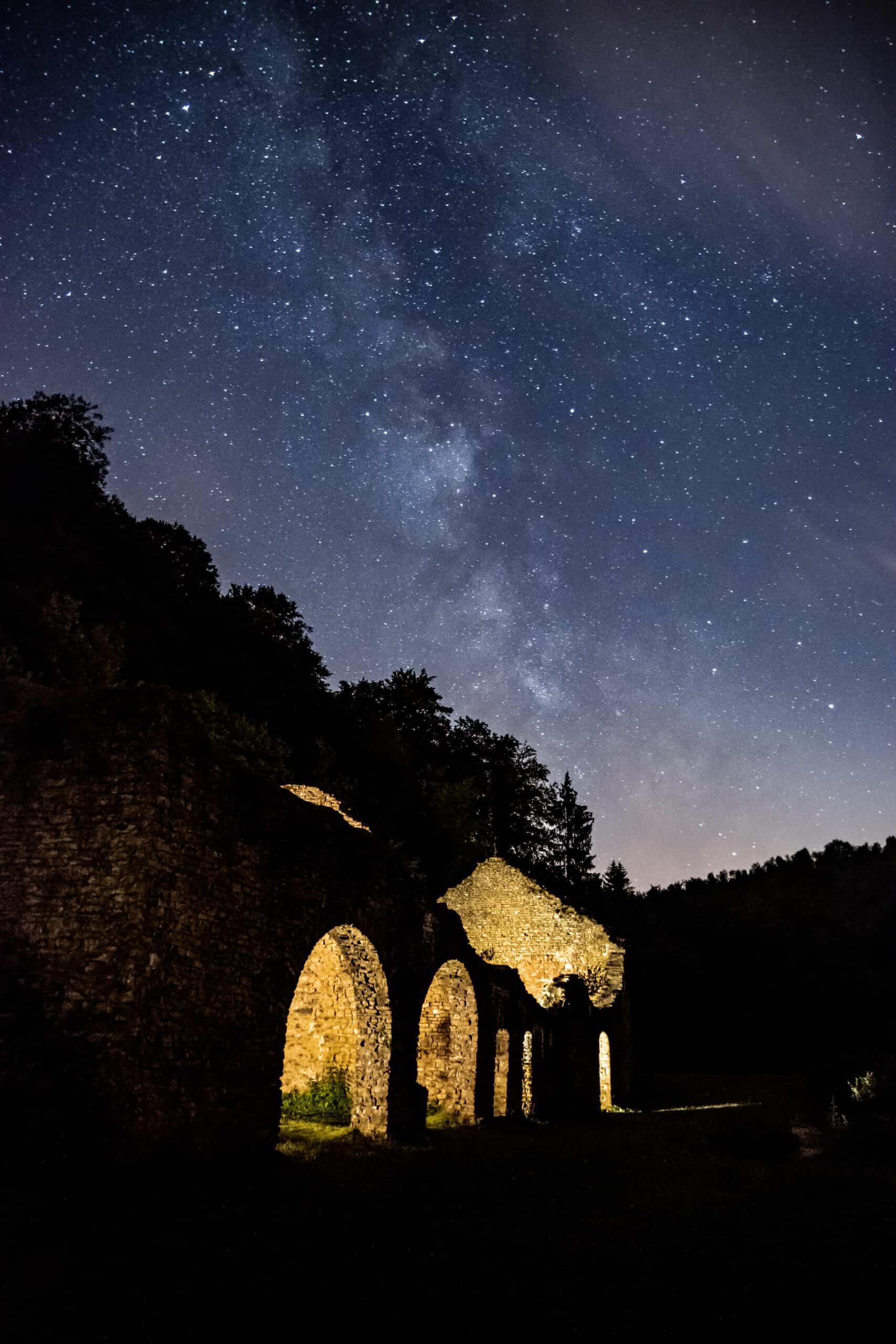 photo Laurent Gallez galaxie