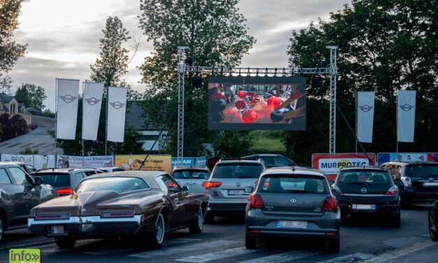 Drive-in-Gaume : photos Reportage
