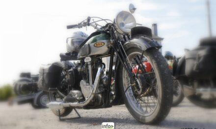 Motos anciennes En Province de Luxembourg