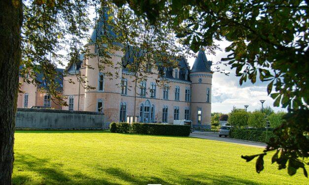 Le château du Faing :  Marché Artisanal