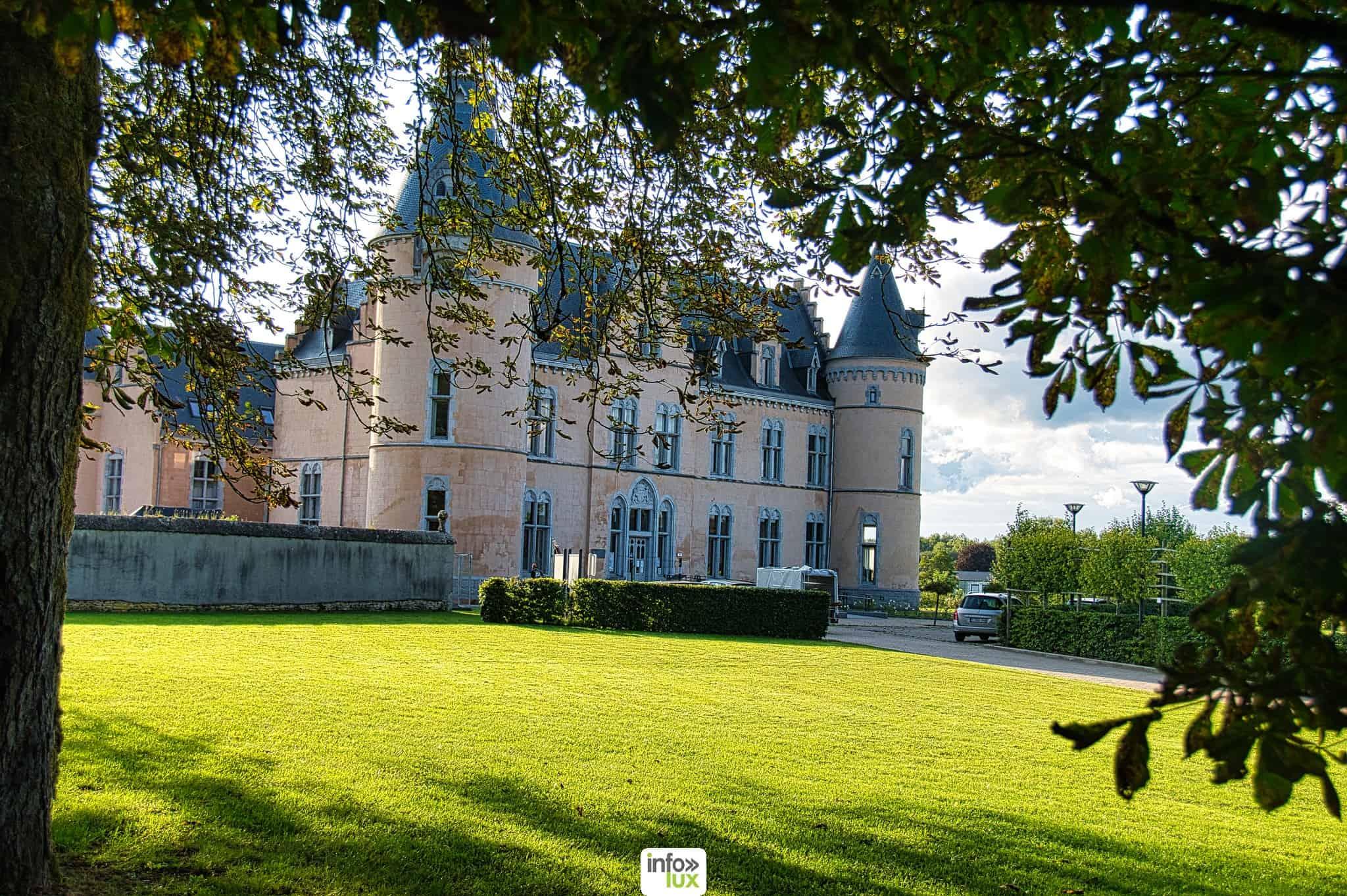 Chateau du faing