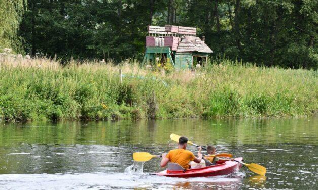 Kayaks Sur la Semois à Chiny – laCuisine