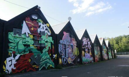 Namur : Festival Grafiti