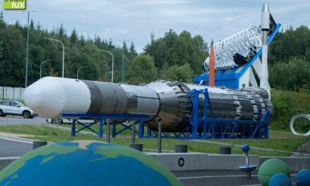 EURO SPACE CENTER : UN NOUVEL ESPACE