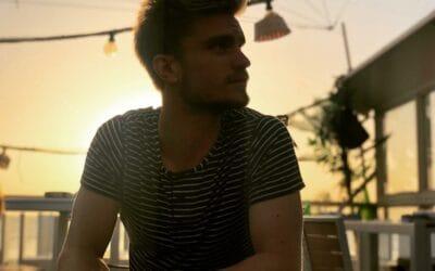Julien Michel : « Voir les gens sourire, danser, chanter .. c'est ce qui m'anime le plus»