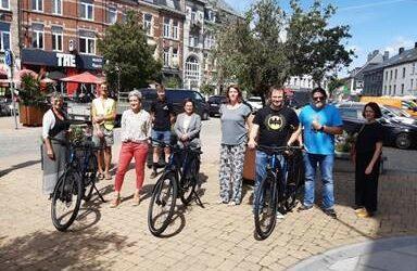 Neufchâteau  : vélos électriques