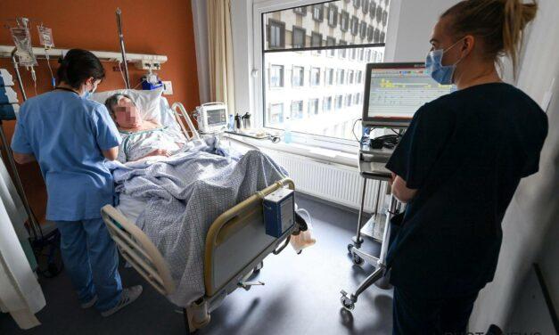 hôpitaux généraux de Vivalia en phase 1.A