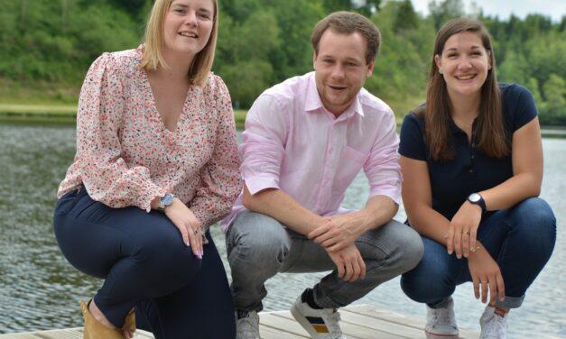 Une Luxembourgeoise dans le trio de tête des jeunes libéraux ? Nous le saurons mercredi soir…