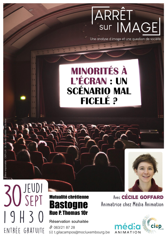 Les minorités à l'écran : un scénario mal ficelé ?
