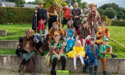 Fantastique et elfiques à Bouillon