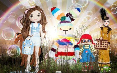 Les poupées de Mara, une histoire de coeur.